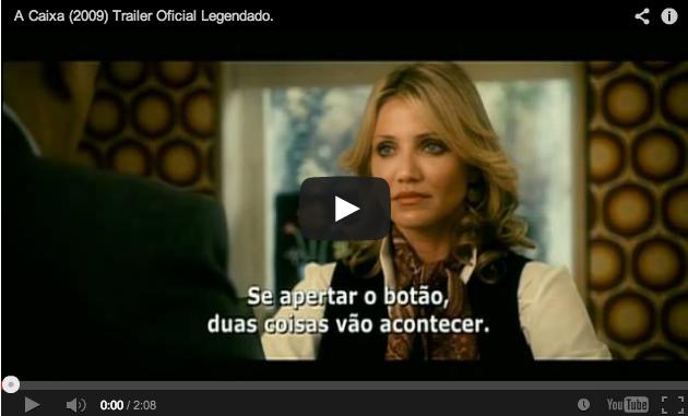 Trailer Filme A Caixa Legendado Portugues